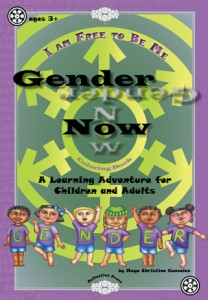 Gender Now Coloring Book