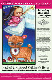 Radical & Relevant Children's Books - Spring 2012 Conference Poster