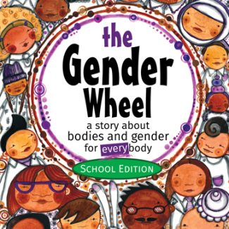 The Gender Wheel - School Edition