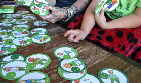 Playing with Pronouns, Gender-Inclusive Educational Cards