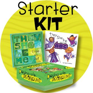Playing with Pronouns Starter Kit