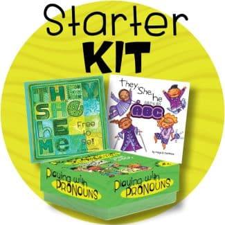 Playing with Pronouns Starter Kit